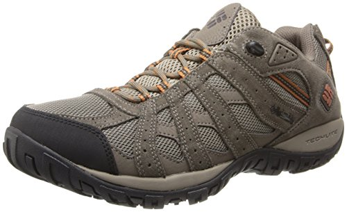 Columbia Mens-Redmond-Waterproof-Hiking-Shoes