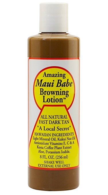 Maui Babe-Browning-Lotion