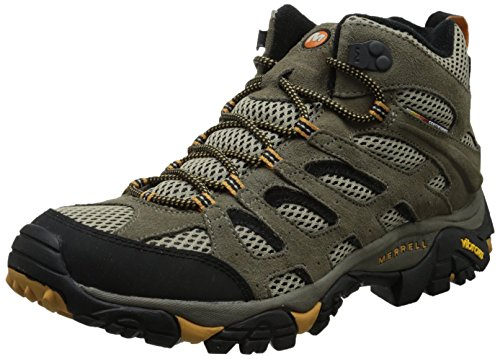 Merrell-Mens Moab-Ventilator-Mid-Hiking-Boot