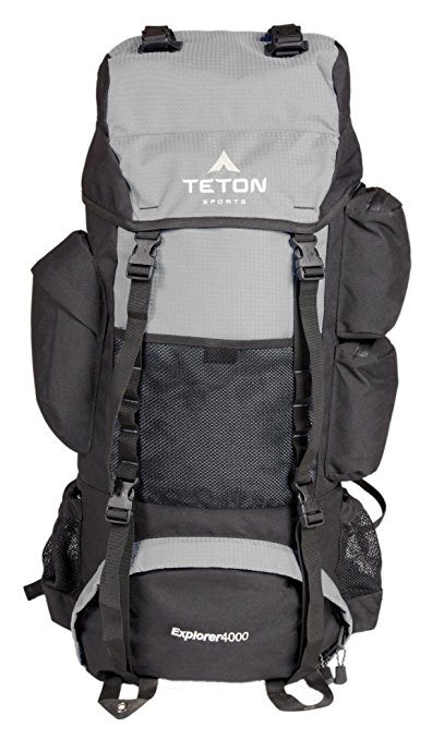 TETON-Sports-Explorer-4000 Internal-Frame-Backpack