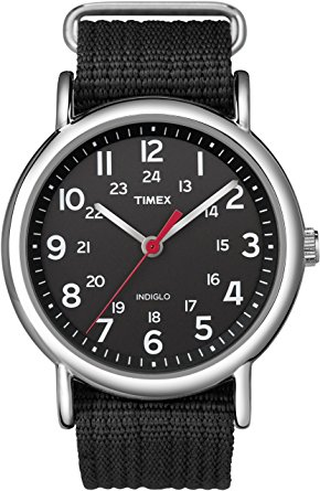 Timex-Unisex Weekender-Analog-Quartz-Watch
