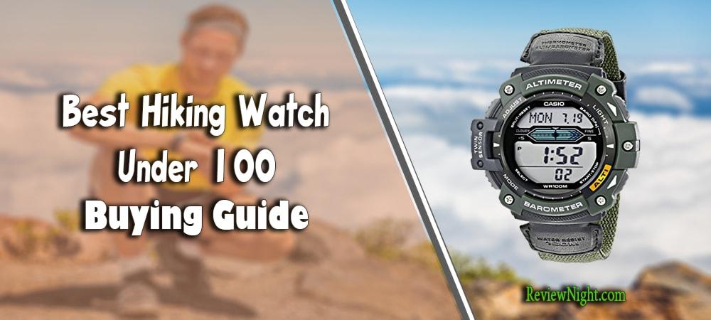 best_hiking_watch_under_100