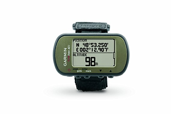 Garmin_Foretrex_401_Waterproof_Hiking_GPS