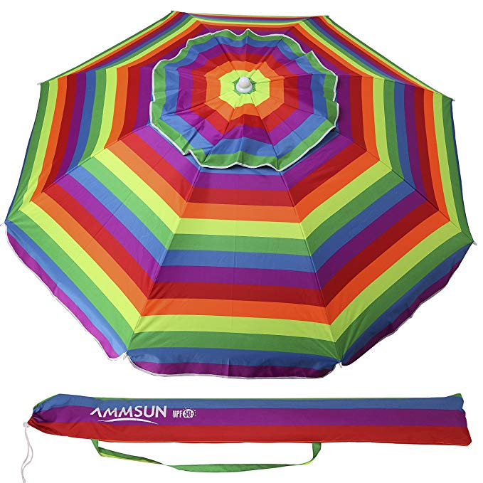 AMMSUN_6.5_ft_Outdoor_Patio_Beach_Umbrella