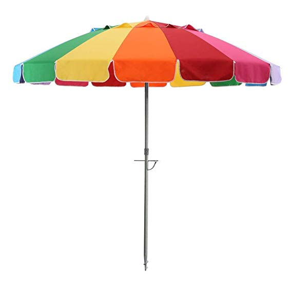Rainbow_Beach_Umbrella_8_FT