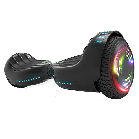Hoverboard_UL_2272_Certified_Flash_Wheel