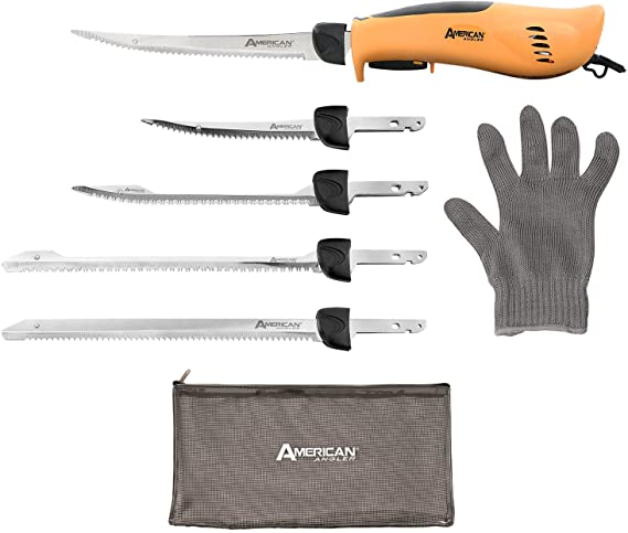 American-Angler-PRO-Professional-Grade-Electric-Fillet-Knife