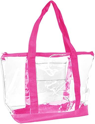 DALIX-Clear-Shopping-Bag