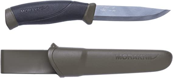 Morakniv-Companion-Sandvik-Stainless-knife
